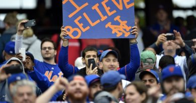 2017 Mets Prediction: World Series Champs!