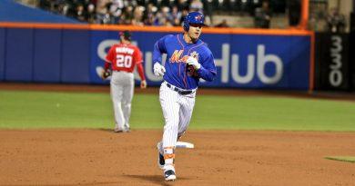 Daniel Murphy Spurs Nats to Sweep of Mets