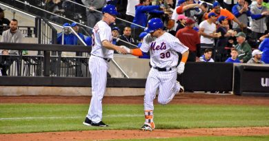 Mets Rout Padres; Conforto Hits 2 Homers