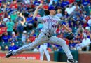 Jacob deGrom Bad Again, Mets Lose to Rangers