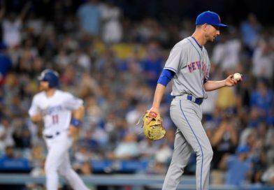 Sad Mets Leave Los Angeles