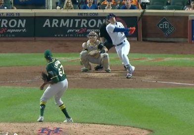 Video: Wilmer Flores Hits Game-Winning Homer