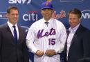 Video: Mets Introduce Carlos Beltran as Manager