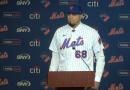 Video: Mets Introduce Dellin Bentances