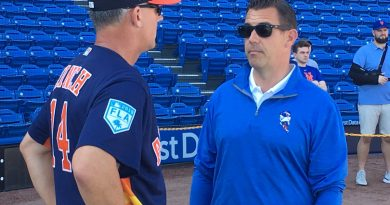 Will A.J. Hinch be Mets Manager in 2021?