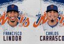 Blockbuster Trade Lands Mets Francisco Lindor, Carlos Carrasco
