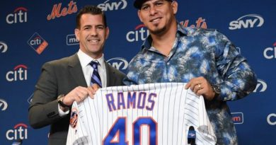 Video: Mets Introduce Wilson Ramos